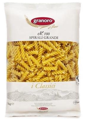 Granoro Spirali Grandi makaron świderki 1 kg