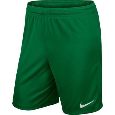 Spodenki piłkarskie Nike Park II