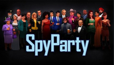 SpyParty - Steam Gift na Twoje Konto