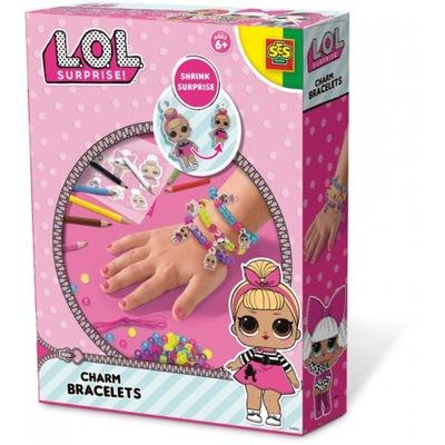 Lol prekvapenie náramky pre deti L. O. L. SES