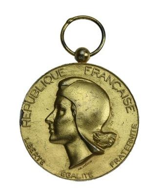 МЕДАЛЬ ИЗ СЕРЕБРА Франция 26 ,4 ? (12077)