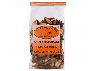 Травяные Животные чипсы натуральные Топинамбур 75 г