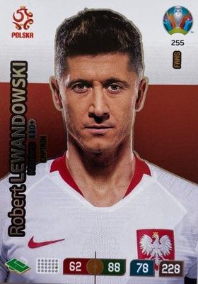KARTY EURO 2020 CAPTAIN LEWANDOWSKI 255