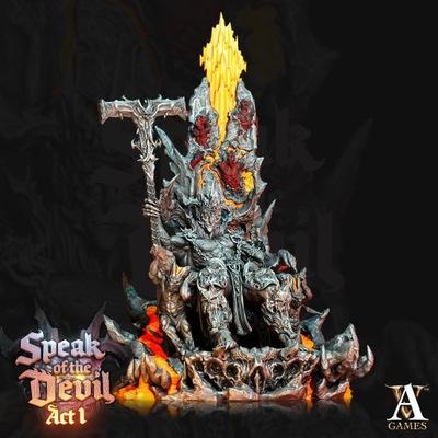 Asmodeus | Figurka RPG, Warhammer