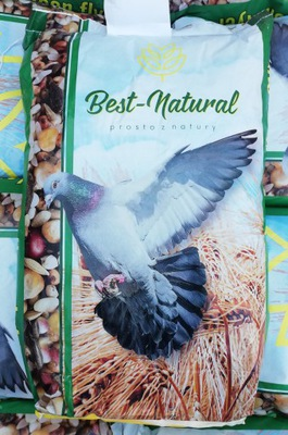 Best -Природный корм для голубей диетическая D 20кг
