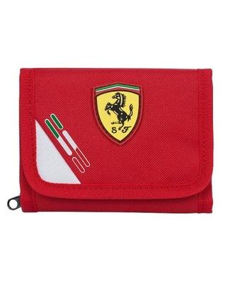 Czerwony portfel Puma Ferrari 701341 01