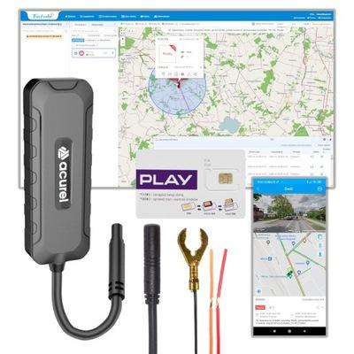 ЛОКАЛИЗАТОР МИНИ GPS ROWER HULAJNOGA E BIKE 9-90V