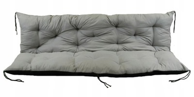 подушка на скамейку садовую качели 100x60x50 см