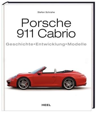 PORSCHE 911 КАБРИО 1981-2011 БОЛЬШОЙ ALBUM / HISTORIA