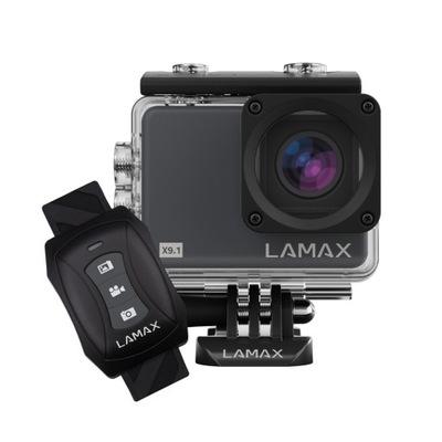 Kamera Sportowa LAMAX X9.1 4K WiFI + Akcesoria