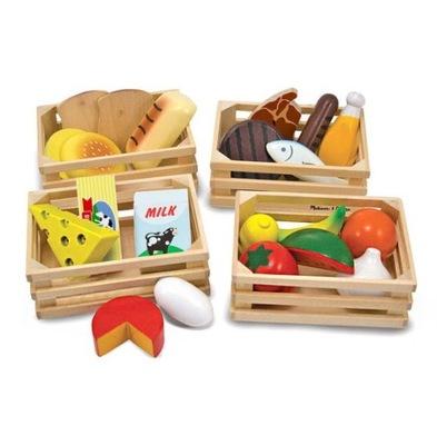 Drevené potravín pre deti obchod