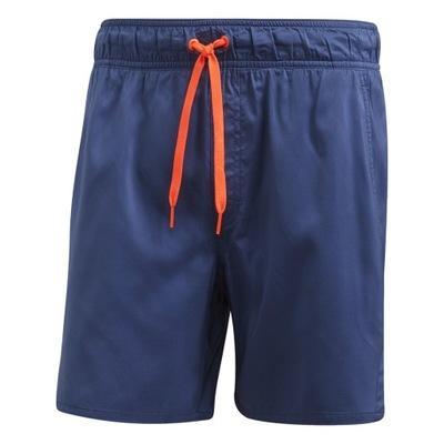 spodenki adidas Solid Tech Swim Shorts FJ3903 rM