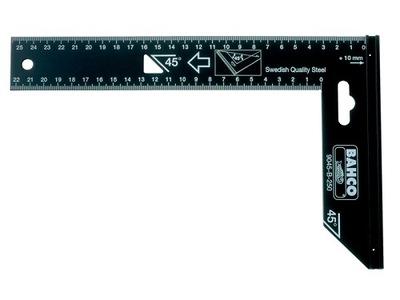 BAHCO tesárske Námestie 90° 45° 300 mm 9045-B-300