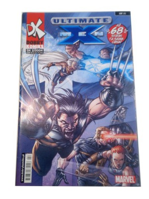 ULTIMATE X-MEN 1/6 DK 2/2004 - stan kolekcjonerski