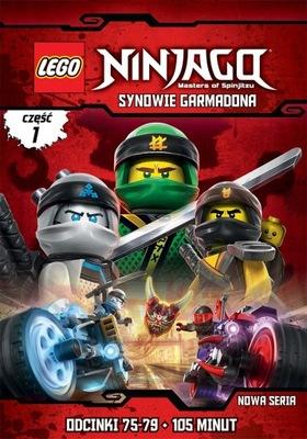 LEGO NINJAGO: SYNOWIE GARMADONA CZĘŚĆ 1 (ODCINKI 7