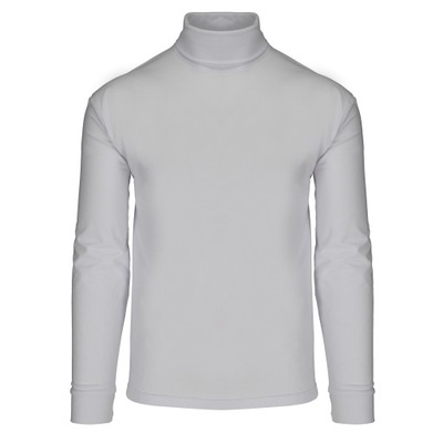 Golf męski 100% bawełna biały rozmiar 3XL