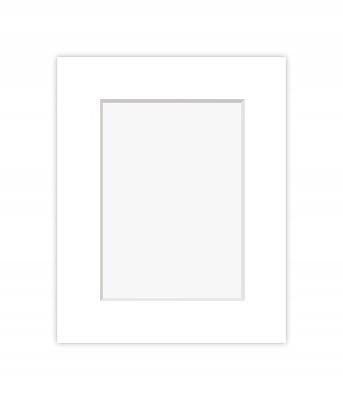 KARTON PASSE-PARTOUT FOTO 24x30 OKIENKO 15x21 CM