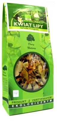 Dary Natury Kwiat Lipy - herbatka ekologiczna 30 g