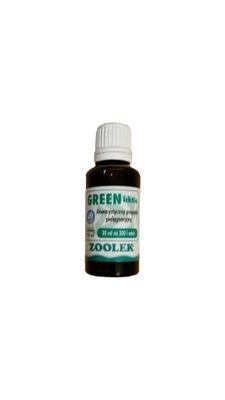 Green ichtio 30 ml zieleń malachitowa NA OSPĘ