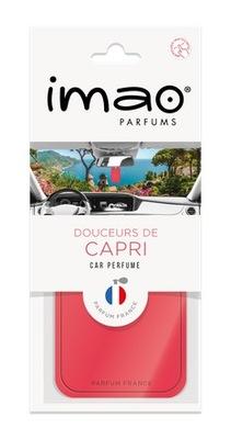 Scentway IMAO Douceurs de CAPRI Zapach samochodowy