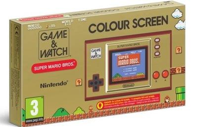 Konsola Nintendo Game&Watch Super Mario Bros
