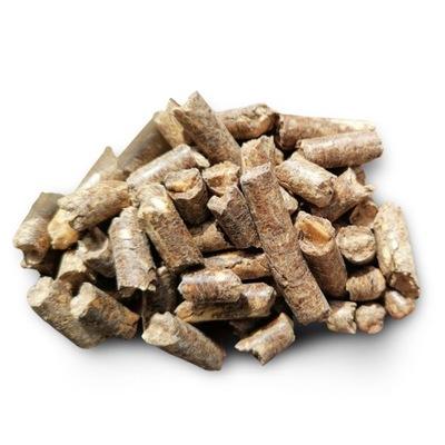 Żwirek drewniany, króliki, chomiki Pellet 15 kg