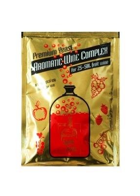 ALCOTEC AROMATIC COMPLEX 25 -50л дрожжи вино