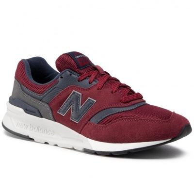 BUTY Sneakersy NEW BALANCE CM997HFV R. 40,5