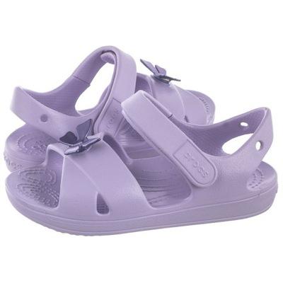 Crocs Cross Strap Sandal 206245 sandałki C13 30 31