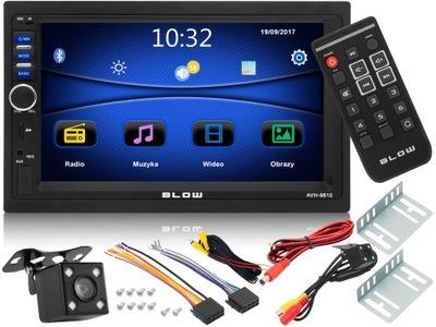 RADIO DE AUTOMÓVIL BLOW 2DIN BLUETOOTH USB CÁMARA