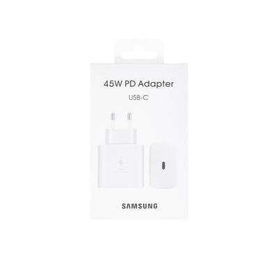 ŁADOWARKA SUPER FAST 45W ADAPTER USBC DO SAMSUNG
