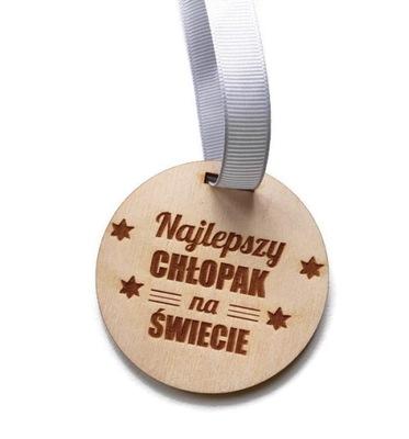 Медаль подарок В ДЕНЬ мальчика гравер Школа