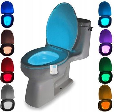 instagram УНИТАЗ туалет LED + ДАТЧИК