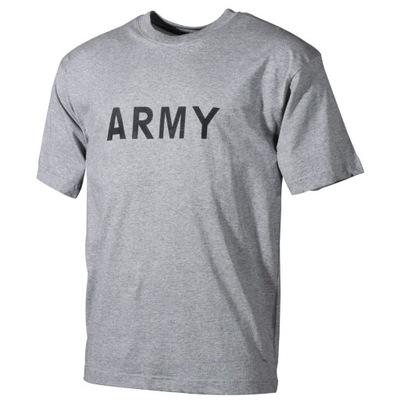 Koszulka T-shirt MFH Army Grey XL