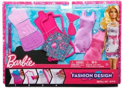 Barbie Design Studio BBY95 Príslušenstvo Mattel