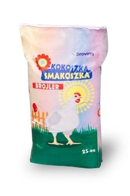Корм для Бройлеров 2 Kokoszka Smakoszka