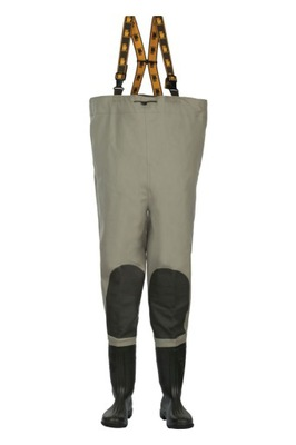 Spodniobuty wodery wędkarskie PROS PREMIUM r.41
