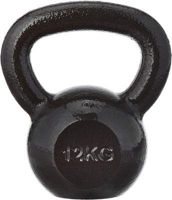 Kettlebell 12kg Odważnik Ciężarek Hantla ŻELIWNY