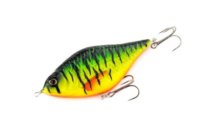 Wobler Lost Lures Ferox S 10cm 36g F28 Crazy Tiger