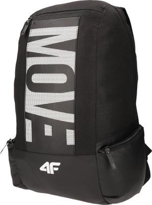 Plecak turystyczny 4F PCU014 32 l czarny