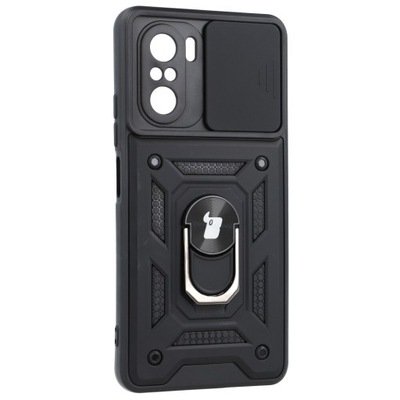 Etui Bizon Case CamShield do Xiaomi Poco F3/Mi 11i