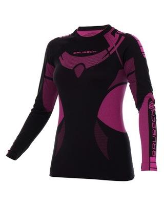 Termoaktywna lekka bluza damska BRUBECK Dry - XL