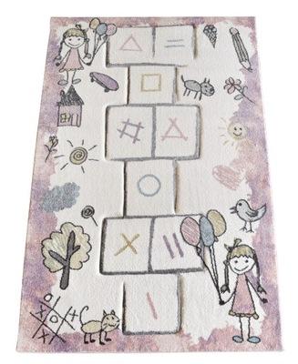 Dywan dziecięcy Smart Kids 3D 160x230 KLASY