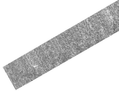 Samoprzylepna podkładka filcowa szara 1000x30