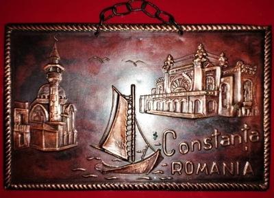 Румыния картина Constanta Констанца Медь года, 60