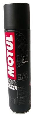 MOTUL CHAIN CLEAN C1 do czyszczenia łańcucha SUPER