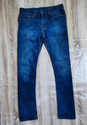 Levi's 504 Spodnie Jeans / W34L34