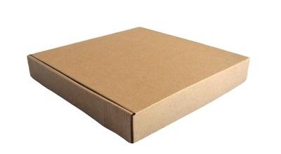 Karton drobnicowy 26x26x4 cm szary E, 10 szt.