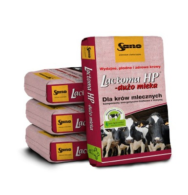 Lactoma HP корм Корм для Коров Много молока Sano
