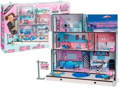 Chata LOL Pre Bábiky L. O. L. PREKVAPIŤ Veľký Dom